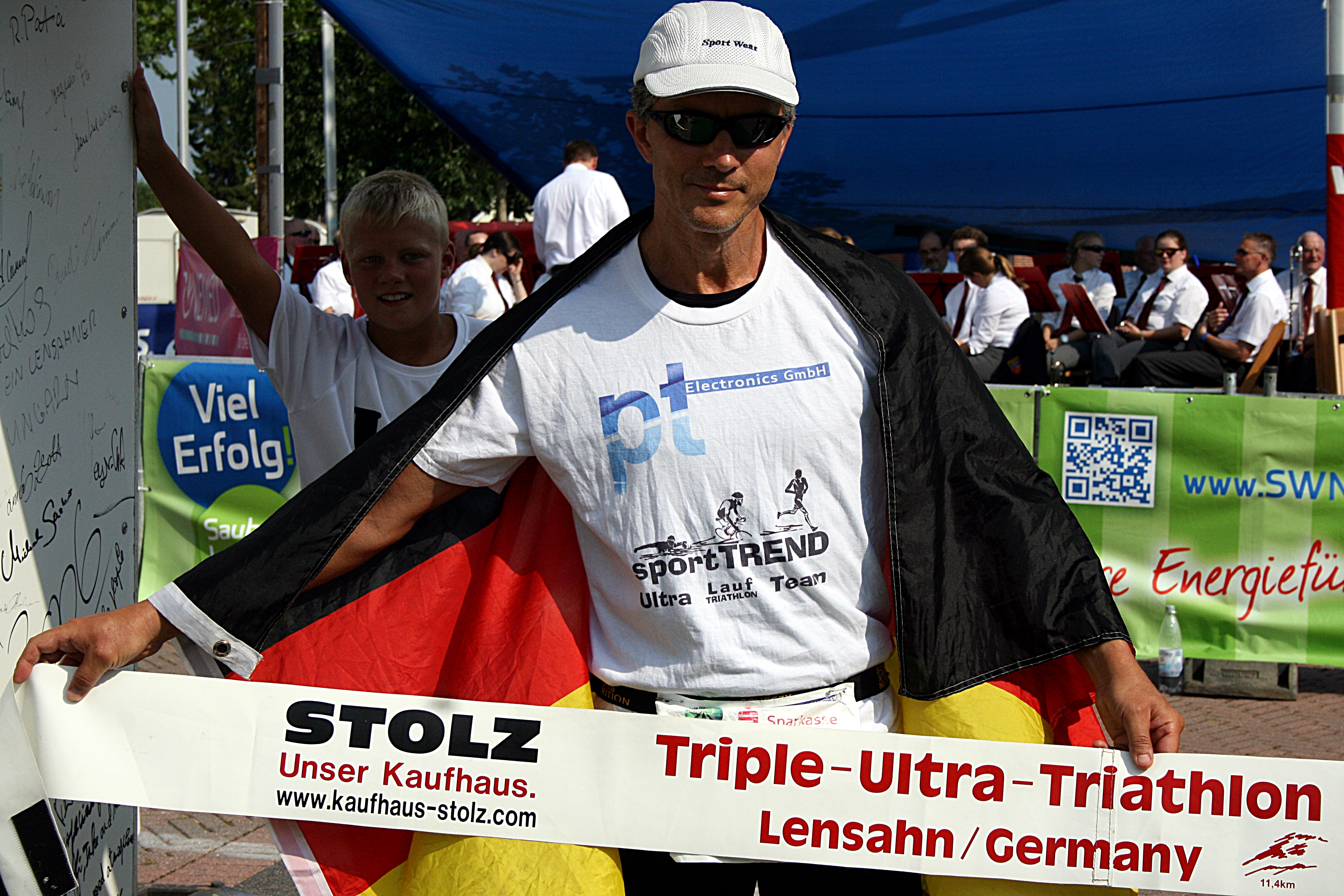 Triple Ultra in Lensahn 2014